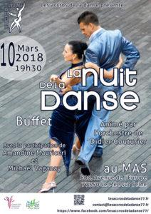 La Nuit de la danse @ Le Mas | Le Mée-sur-Seine | Île-de-France | France